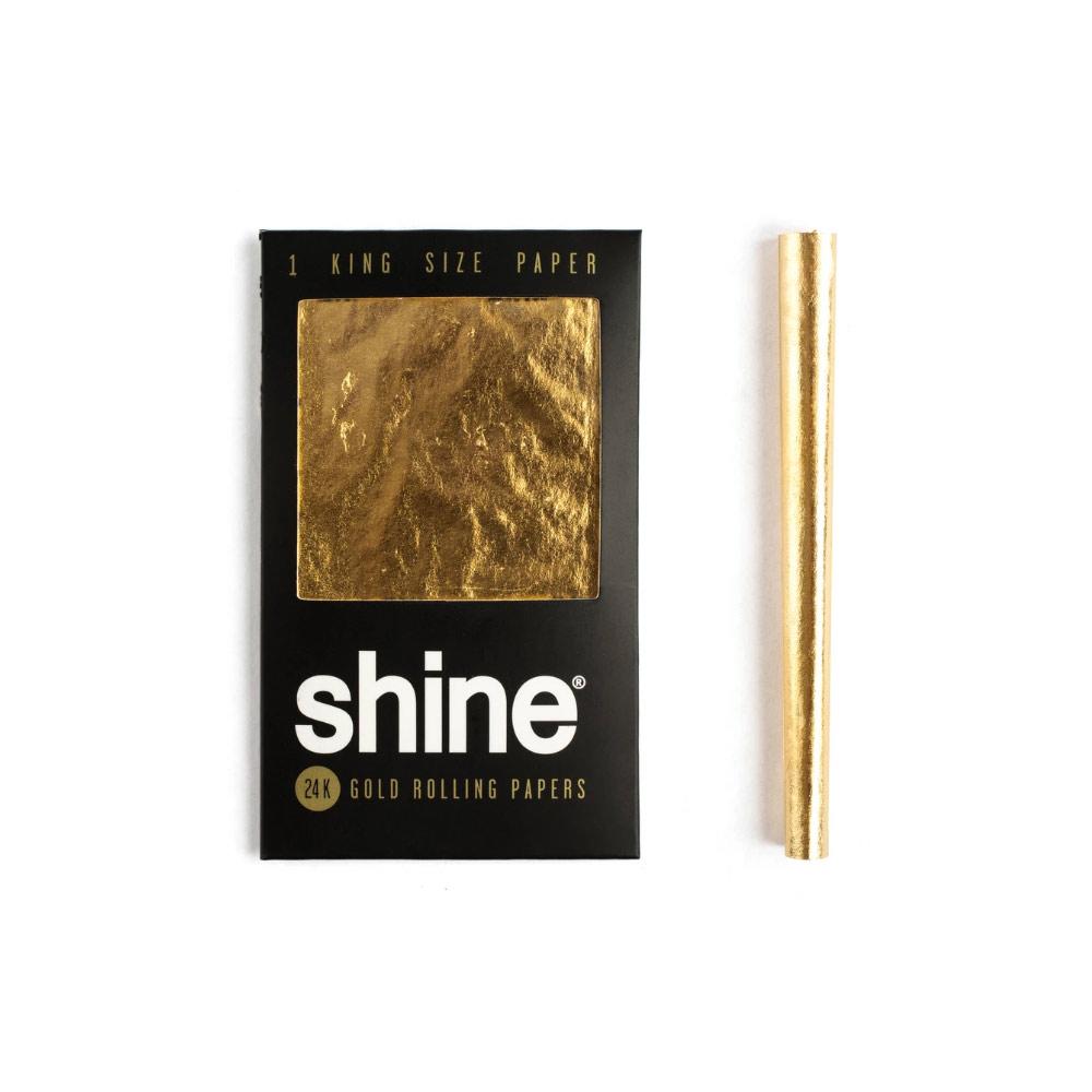 Papeles de Oro - King Size [Shine] | Apegos Perú