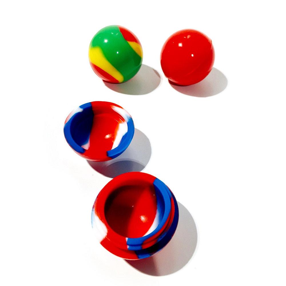 Contenedor de Silicona - Silicone Ball [Compatible] | Apegos Perú