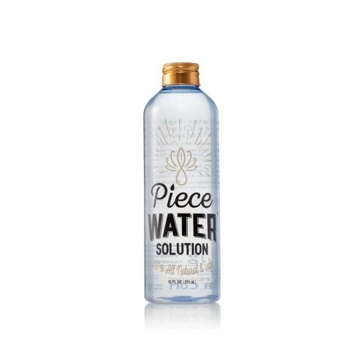 Agua Natural Filtradora de Resina Para Bongs y Rigs | 12oz [Piece Water] | Apegos Perú