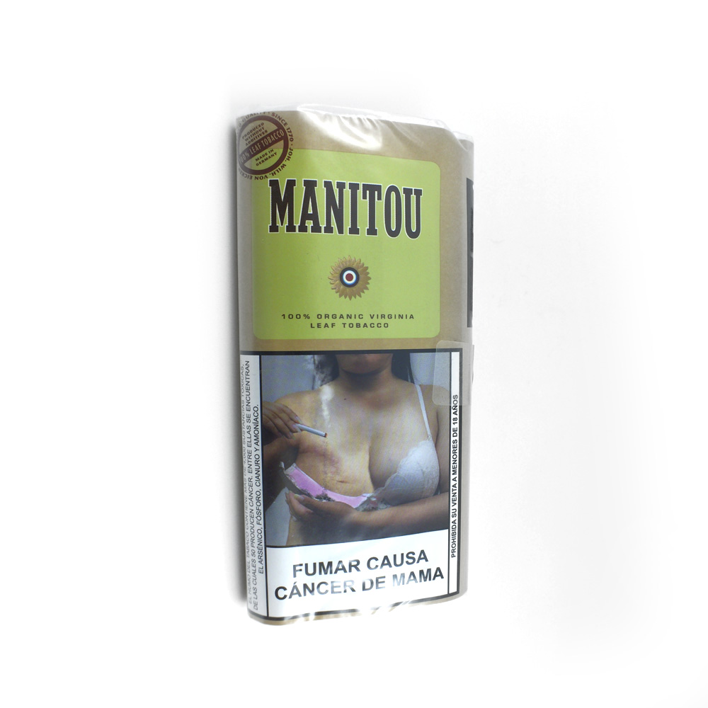 Tabaco Natural | Orgánico | 30g [Manitou] | Apegos Perú