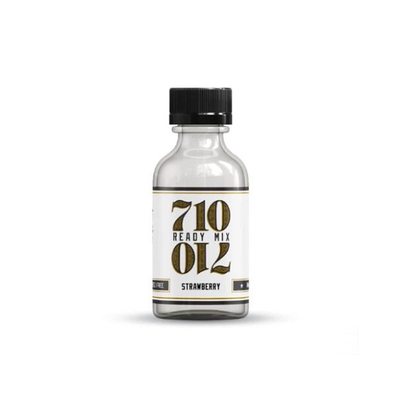 Mezcla Patentada para Concentrados (Wax Liquidizer) | Fresa 60 ml | [710 Ready Mix] | Apegos Perú