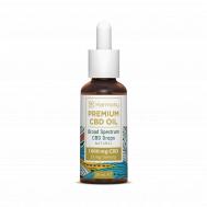 Aceite de CBD Premium | Broad Spectrum - 1000mg CBD [Harmony] | Apegos Perú