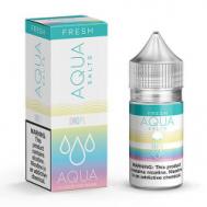 Líquido para E-cig 30ml | Drops | 50mg de Sales de Nicotina [Aqua Fresh] | Apegos Perú
