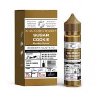 Líquido para E-cig 60ml | Sugar Cookie | 3mg de Nicotina [Glas] | Apegos Perú