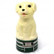 Contenedor Perro Labrador | 100ml [Contained Art] | Apegos Perú