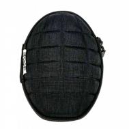Case / Estuche / Contenedor en forma de Granada | Negro [Arsenal Tools] | Apegos Perú