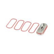 Accesorio para Concentrados - Tapa de reemplazo del inserto de concentrado y juntas tóricas [Para: Pax 3] | Apegos Perú