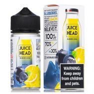 Líquido para E-cig 100ml | Blueberry Lemon | 3mg de Nicotina [Juice Head] | Apegos Perú