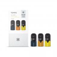 Pods (3 pack) para Tempo | Originals (OG. Kush/Mango Kush/Super Lemon Haze) [Para: Harmony Tempo] | Apegos Perú