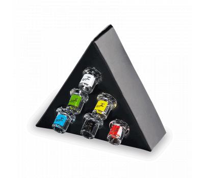 Tubitos de Vidrio - Glass Tips [Higher Stantards] | Apegos Perú