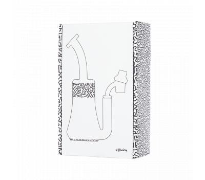 Rig | Blanco y Negro [K.Haring] | Apegos Perú