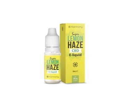 Líquido para E-cig 10ml | Lemon Haze | 100mg de CBD [Harmony] | Apegos Perú