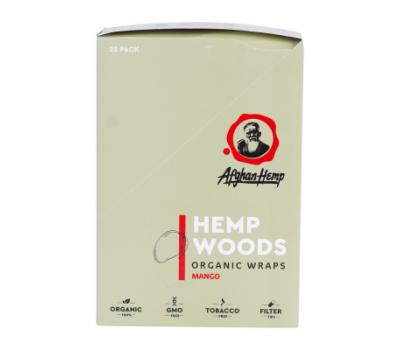 Natural Wraps | Mango [Afgan Hemp] | Apegos Perú