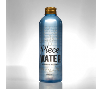 Agua Natural Filtradora de Resina Para Bongs y Rigs   12oz [Piece Water]   Apegos Perú