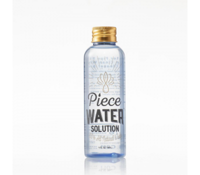 Agua Natural Filtradora de Resina Para Bongs y Rigs | 4oz [Piece Water] | Apegos Perú