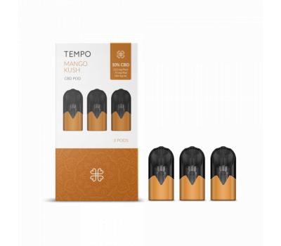 Pods (3 pack) para Tempo | Mango Kush [Para: Harmony Tempo] | Apegos Perú