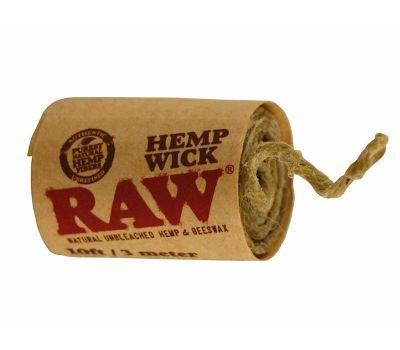 Mecha de Hemp con Miel - Hemp Wick [Raw]   Apegos Perú