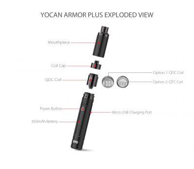 Armor Plus - Vape [Yocan] | Apegos Perú